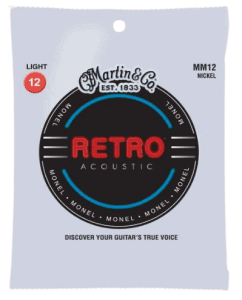 Martin Acoustic Guitar Strings (MM12)