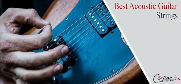 Best Acoustic Guitar Strings