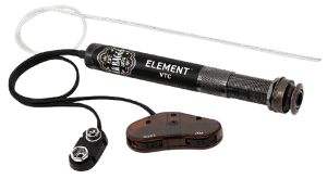 L.R. Baggs Element Active System with Volume and Tone Control Acoustic Guitar Undersaddle Pickup